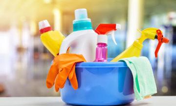 Detergente sanificante o disinfettante